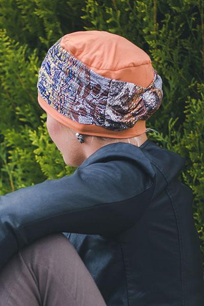 turban kornelia bambus