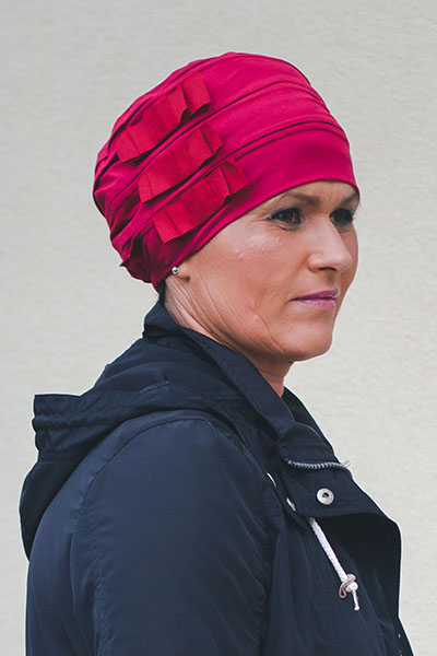 turban michelle dzianina