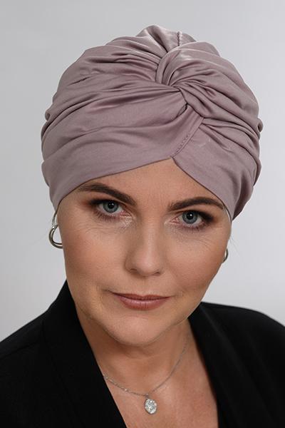 turban clara silk