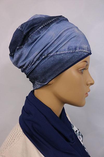 turban  smurf   - bambus