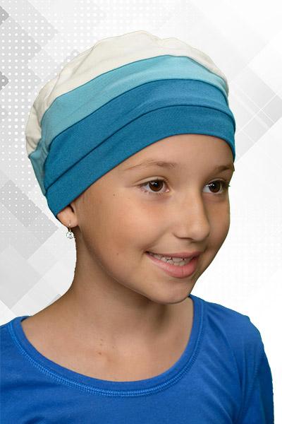 turban nadia 3 kolory dla dzieci