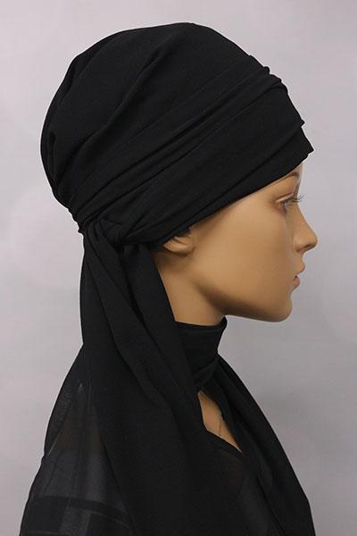 turban wieczorowy monika